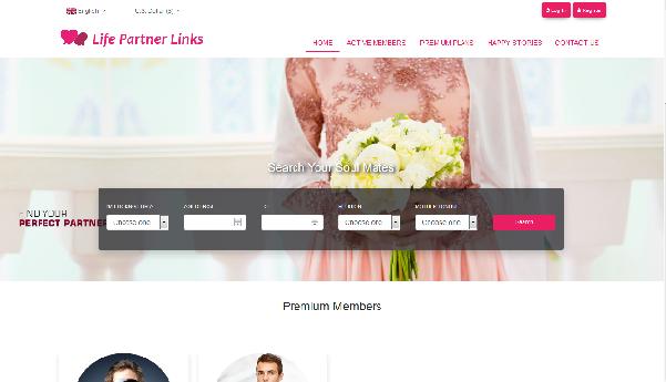 Life Partner Links